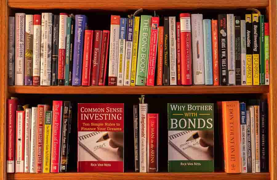What are the best books on investing?